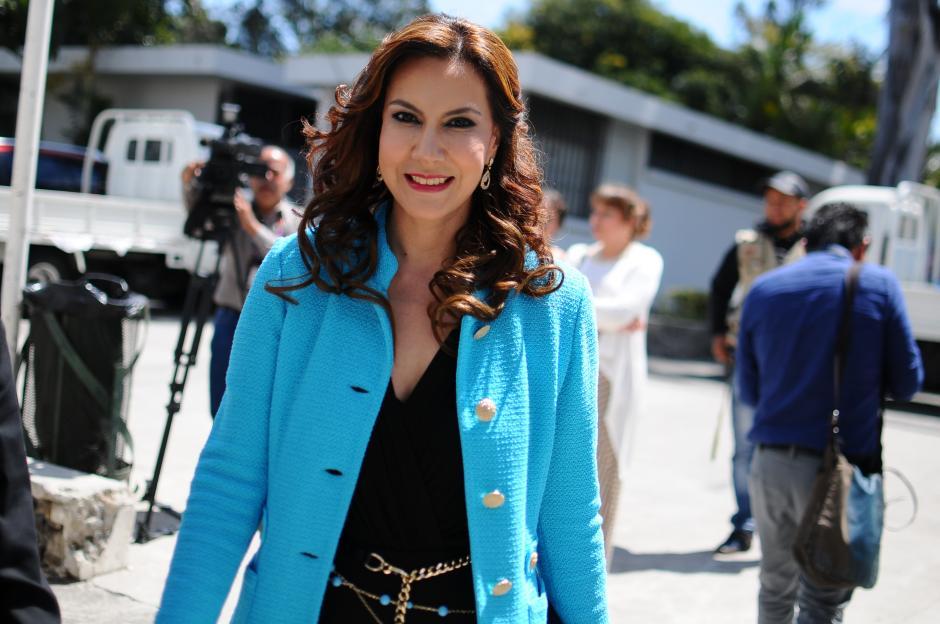 El segundo puesto lo ocupa la política Zury Ríos, quien es hija del general retirado y expresidente Efraín Ríos Montt. (Foto: Archivo/Soy502)