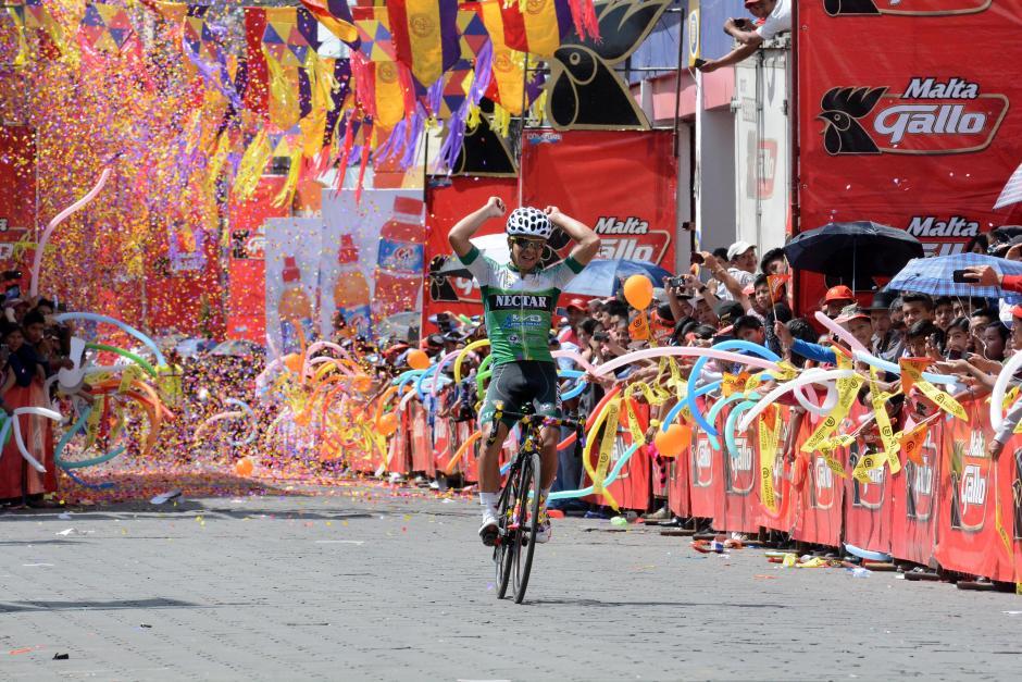 Duarte ganó en 3 horas, 24 minutos y 40 segundos. (Foto: Diego Galiano/Nuestro Diario)