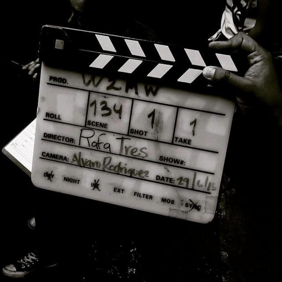 La producción del film se realizó en un año y dos meses. (Foto: Rafael Tres)