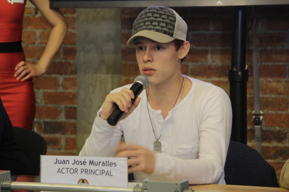 Juan José Muralles es el protagonista de la historia y que vive momentos muy intensos. (Foto: Fredy Hernández/Soy502)