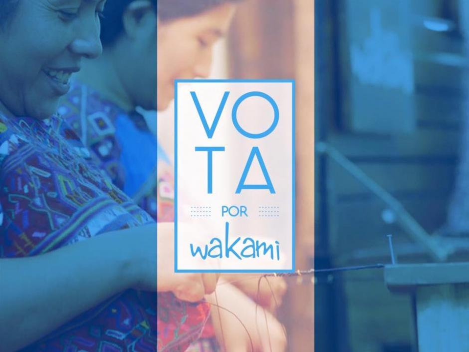 Esta es la última semana para votar por Wakami. (Foto: Wakami)