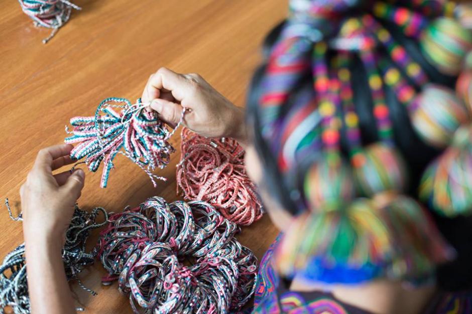 Si gana The Venture, apoyará a más mujeres en Guatemala. (Foto: Wakami)