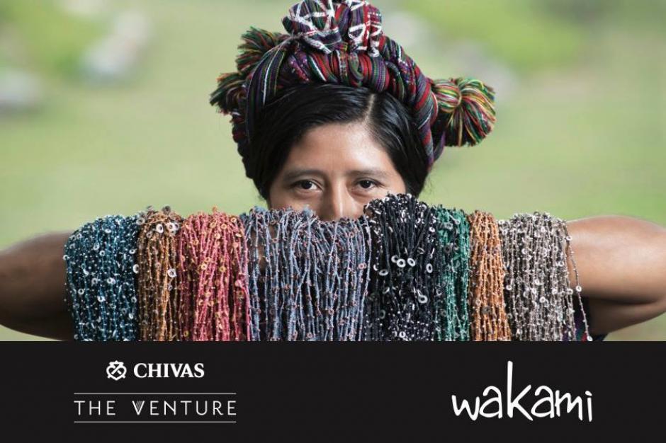 """Wakami está participando en """"The Venture"""". (The Venture oficial)"""
