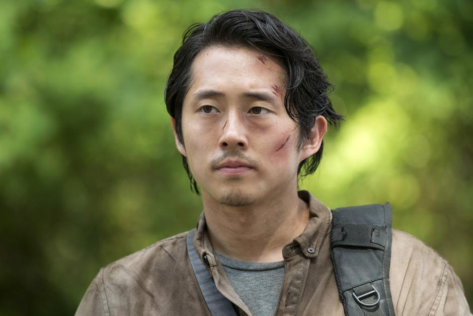 Glenn causa revuelo en las redes sociales después de la transmisión del tercer episodio de la sexta temporada. (Foto: Google)