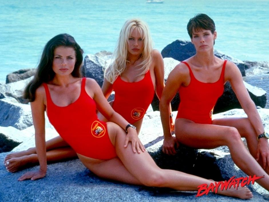 Pamela Anderson interpretó a CJ (rinconosado.com)