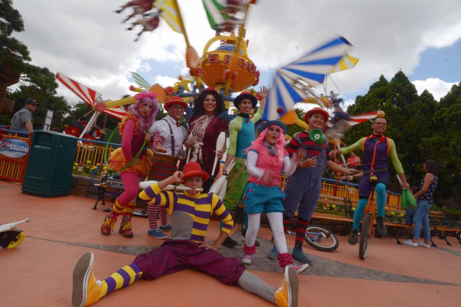 Seis nuevas atracciones están disponibles en el IRTRA Petapa. (Foto: Wilder López/Soy502)