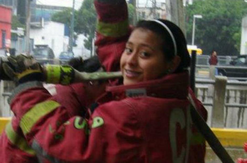 Wendy Pu murió soterrada en el área del deslizamiento de El Cambray II. (Foto Facebook)