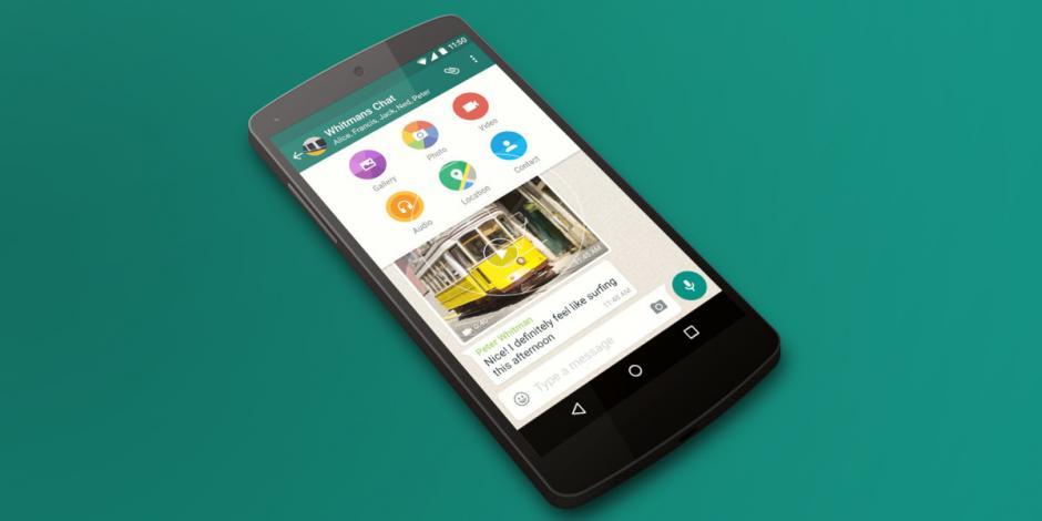 WhatsApp prueba en su versión beta el uso de GIFs. (Foto: thenextweb.com)