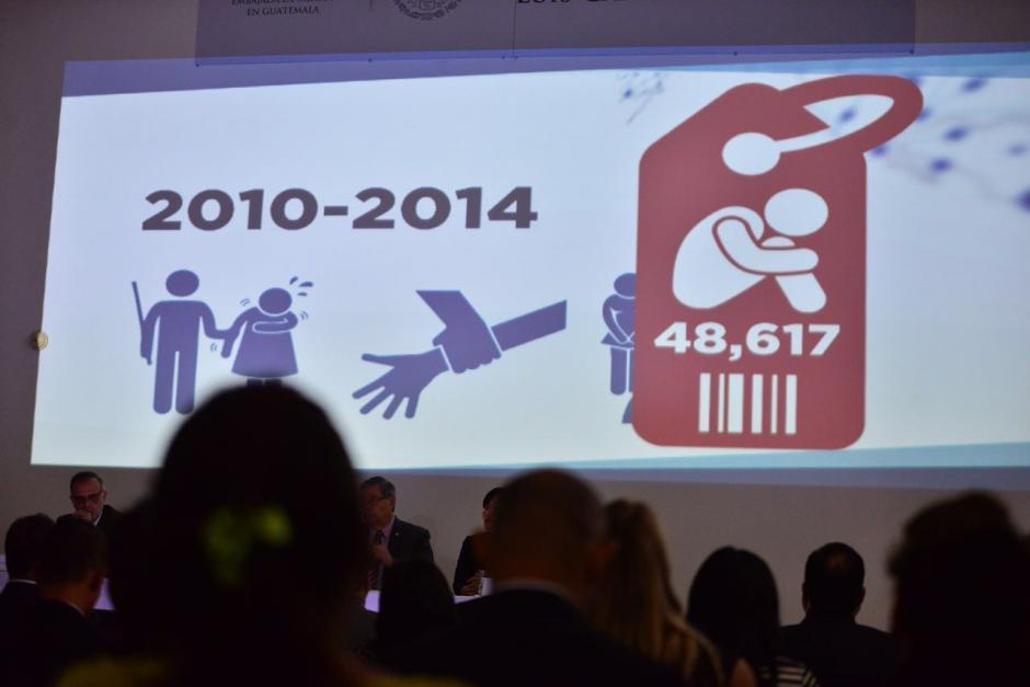 En los últimos cuatro años, la trata de personas afectó directamente a 48 mil víctimas. (Foto: Jesús Alfonso/Soy502)