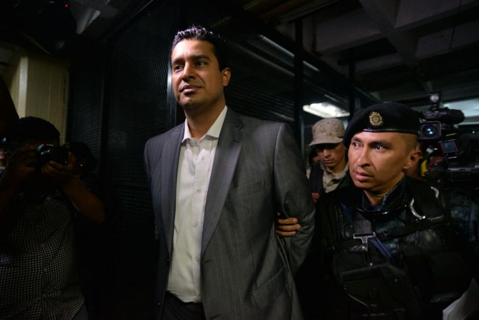 El director del Renap, Rudy Gallardo, fue capturado en el último jueves de CICIG. (Foto: Wilder López/Soy502)