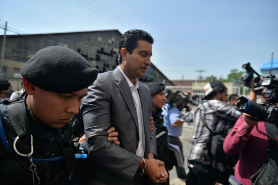 Gallardo presuntamente colaboró con la estructura de corrupción en el gobierno de Pérez Molina. (Foto: Wilder López/Soy502)