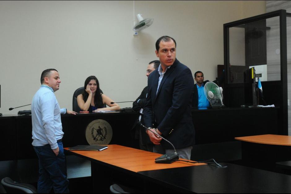 El exministro de Cultura y Deportes, Dwight Pezzarossi, está vinculado al caso Cooptación del Estado. (Foto: Archivo/Soy502)