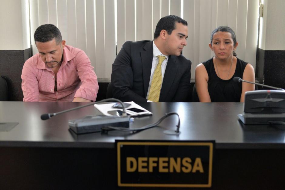 El abogado defensor de la asistente y guardaespaldas también defiende a Muadi. (Foto: Wilder López/Soy502)