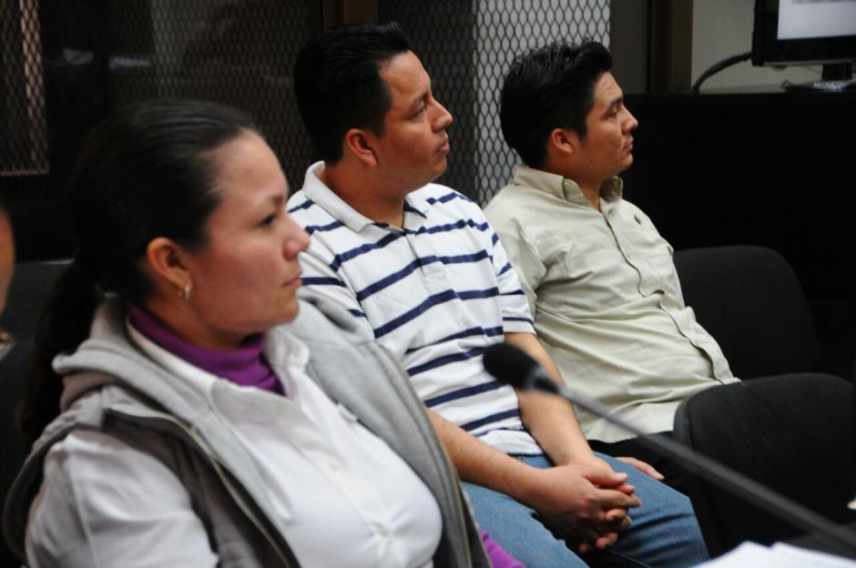 Odilia González García y sus hermanos Jairon e Irael integran según el MP una red que ayudó a blanquear dinero a un narco mexicano. (Foto: Alejandro Balán/Soy502)