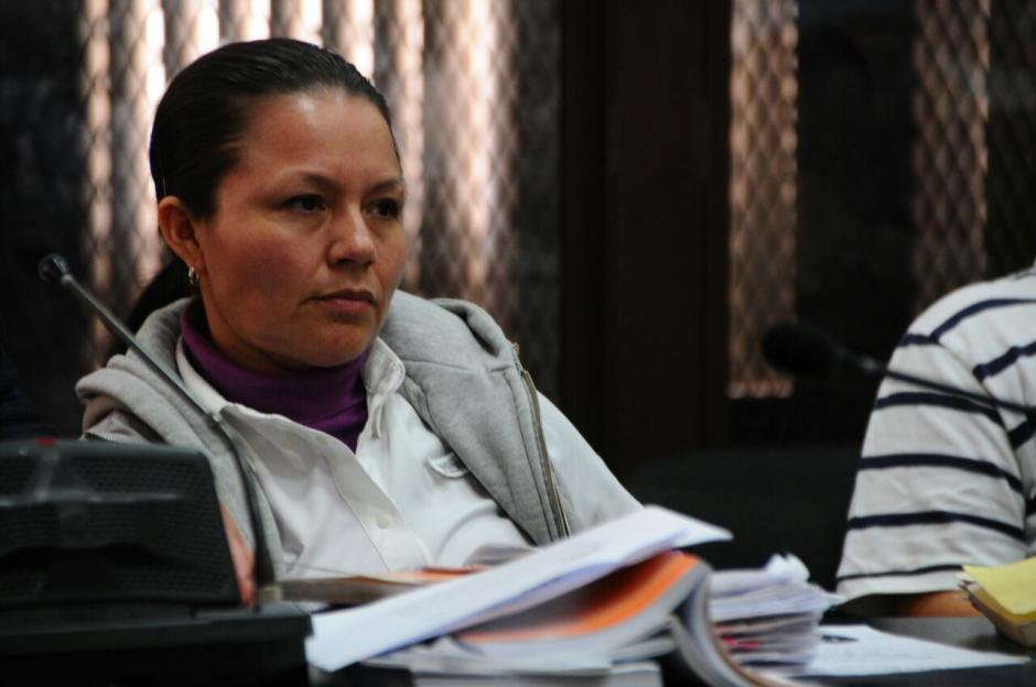 Odilia González García, es la esposa del alcalde del Puerto de San José. (Foto: Alejandro Balán/Soy502)