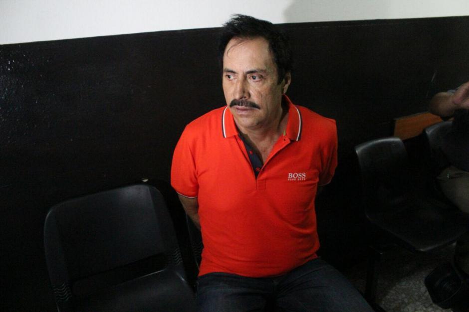 Gilberto Rivera Amarillas, supuesto narco mexicano fue capturado en Guatemala. (Foto: Jesús Alfonso/Soy502)