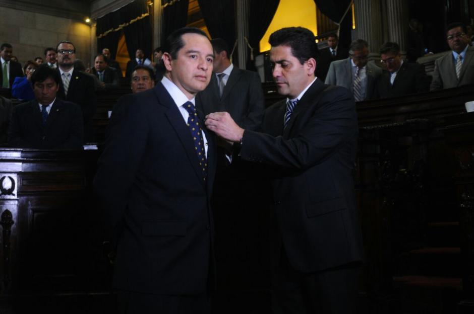 Juan Carlos Bautista es el nuevo legislador de CREO, en sustitución de Selvin García (Alejandro Balán/Soy502)
