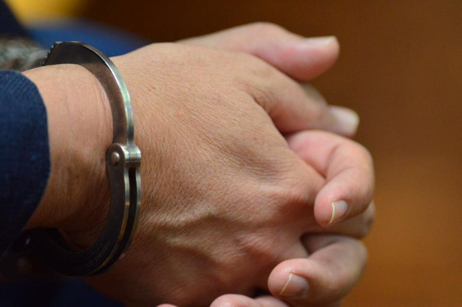 El quinto día de audiencia de primera declaración inicia este lunes. (Foto: Jesús Alfonso/Soy502)