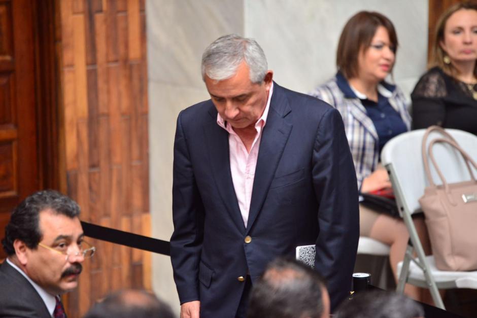 Por ahora son 57 sindicados en el caso Cooptación del Estado, los cabecillas Otto Pérez y Roxana Baldetti. (Foto: Jesús Alfonso/Soy502)