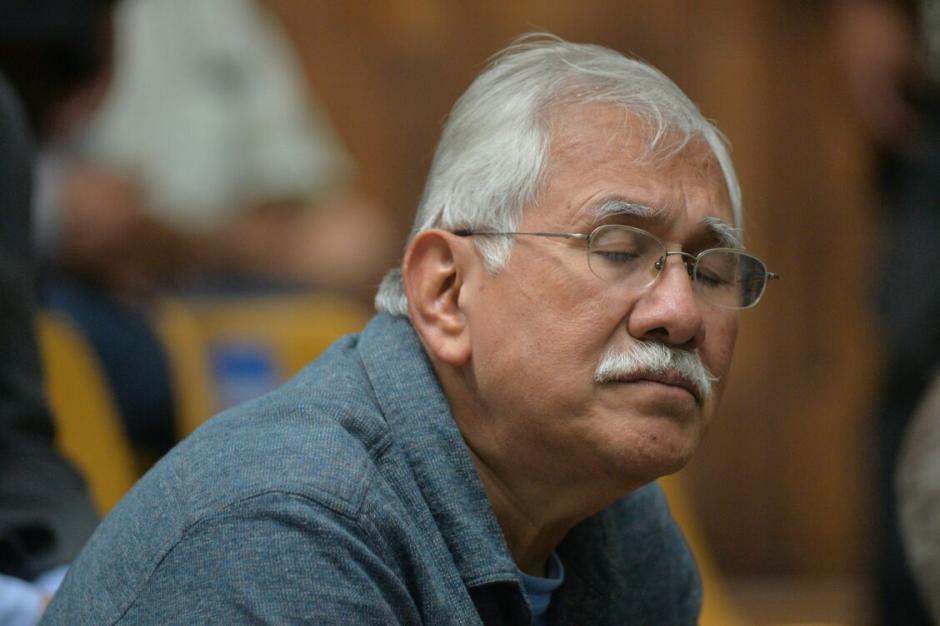Edín Barrientos es sindicado de lavado de dinero y asociación ilícita. (Foto: Wilder López/Soy502)