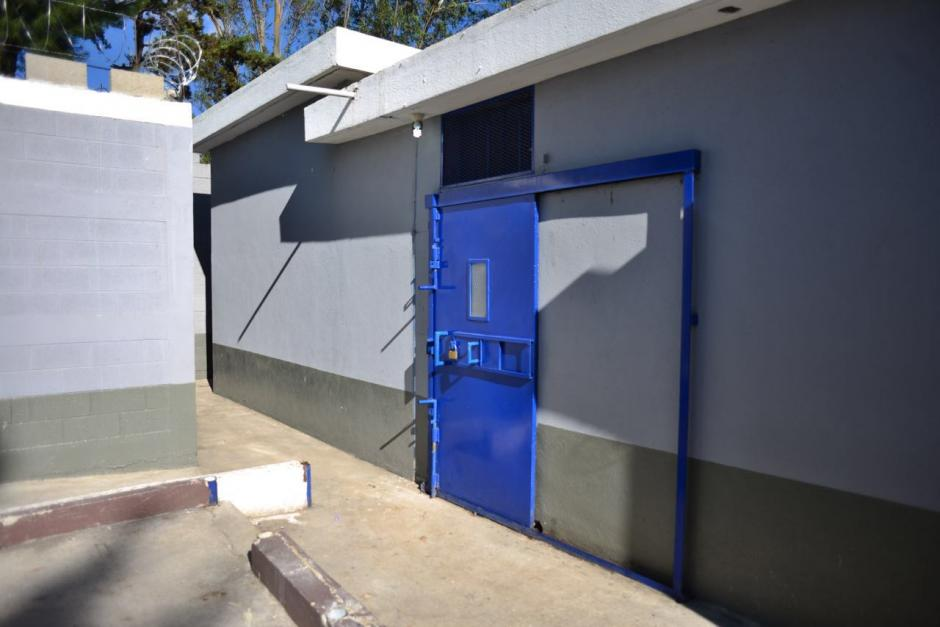 Tiene capacidad para 32 reclusos, según informó el Sistema Penitenciario. (Foto: Jesús Alfonso/Soy502)