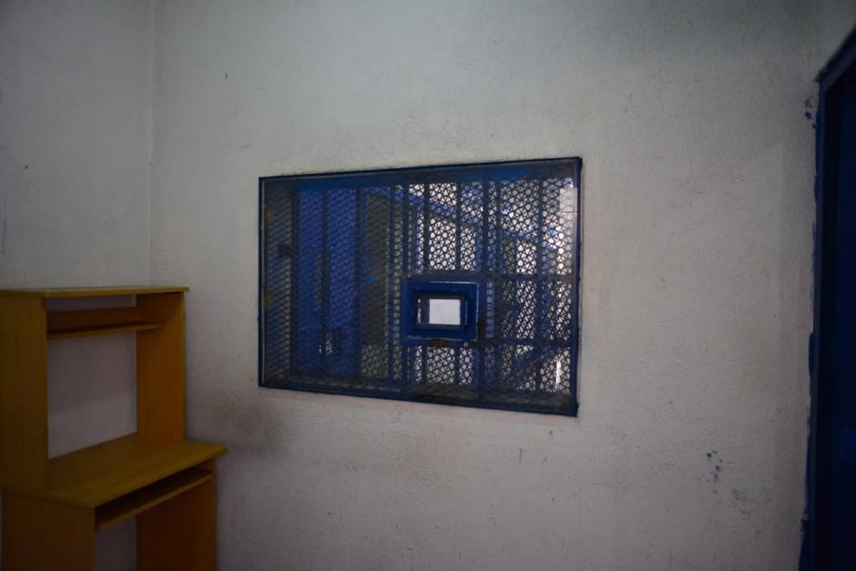La prisión militar será utilizada para resguardar a acusados en el caso Cooptación del Estado. (Foto: Jesús Alfonso/Soy502)