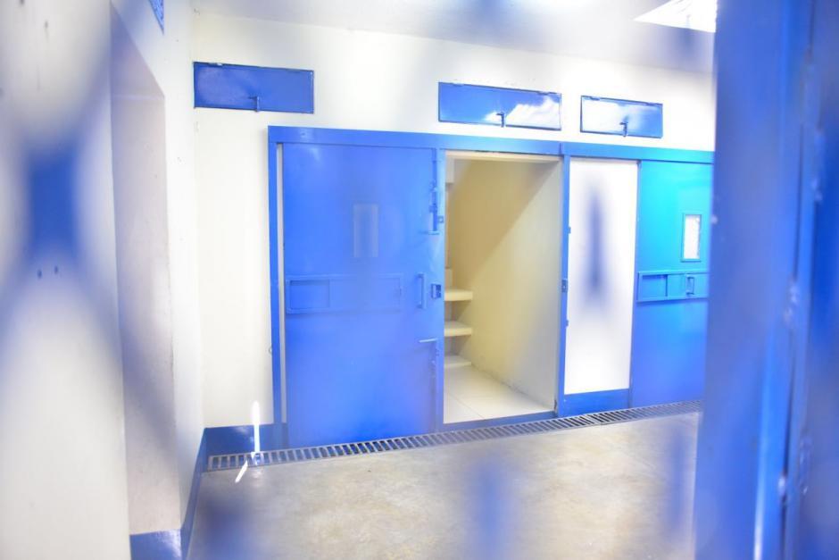 Algunas celdas tiene capacidad para dos reos. (Foto: Jesús Alfonso/Soy502)