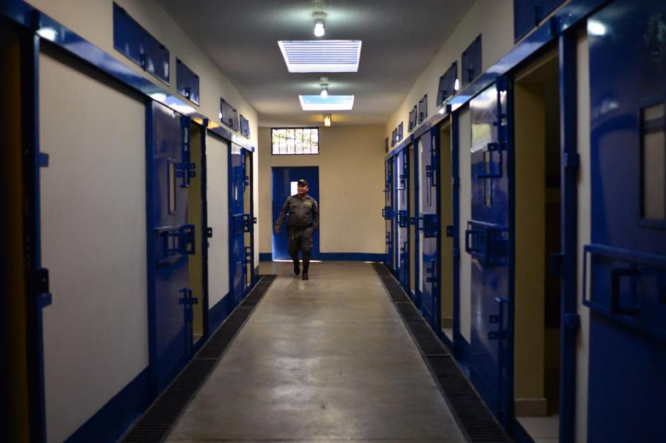 Al final, la prisión está acondicionada para recibir a 32 personas, pero el SP autorizó un máximo de 20. (Foto: Jesús Alfonso/Soy502)