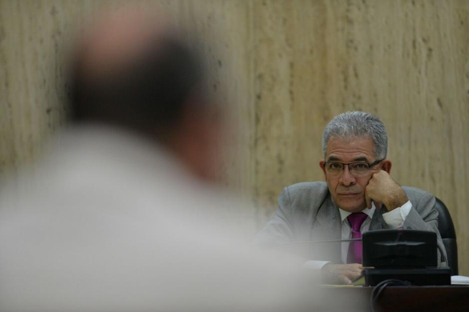 El Juez Miguel Ángel Gálvez podría resolver la situación legal de los implicados en el caso Cooptación del Estado. (Foto: Wilder López/Soy502)