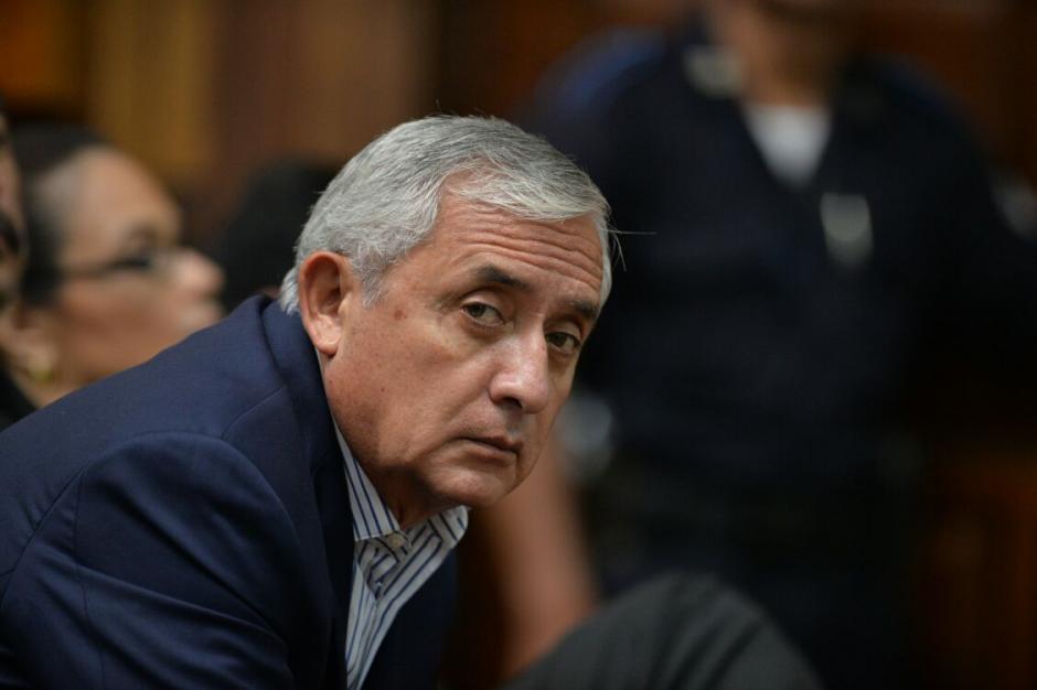Galindo también habló por Otto Pérez y otros acusados. (Foto: Wilder López/Soy502)