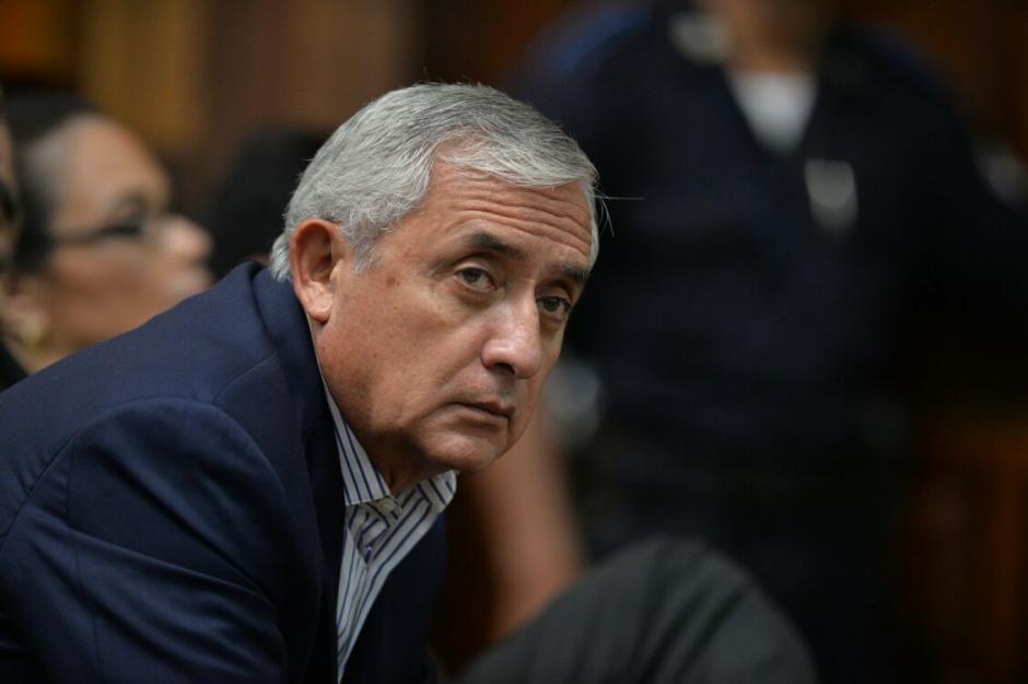 Otto Pérez Molina y Roxana Baldetti serían los líderes de una estructura para desfalcar al Estado. (Foto: Wilder López/Soy502)