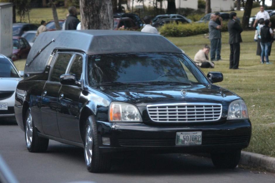 Su deceso fue confirmado por el ministro de Gobernación, Francisco Rivas. (Foto: Alejandro Balán/Soy502)