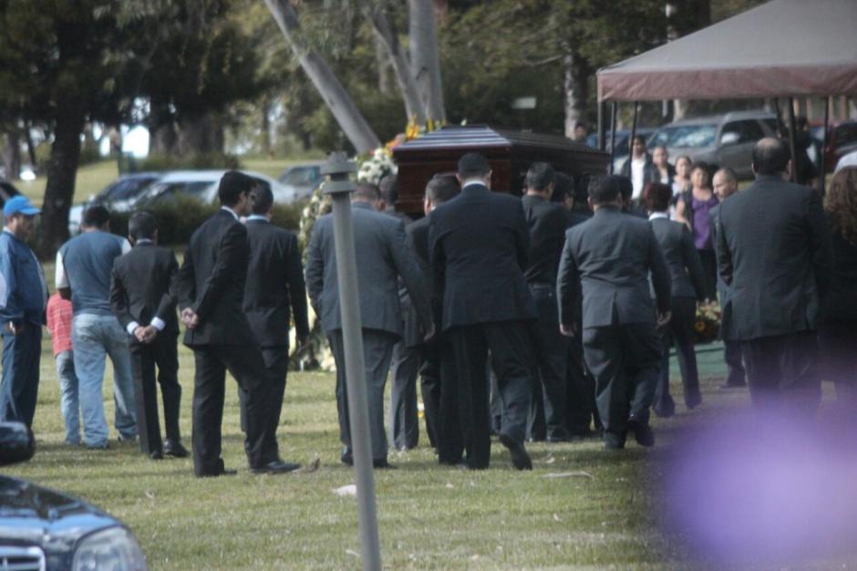 Byron Lima fue asesinado junto a más de una decena de personas más. (Foto: Alejandro Balán/Soy502)