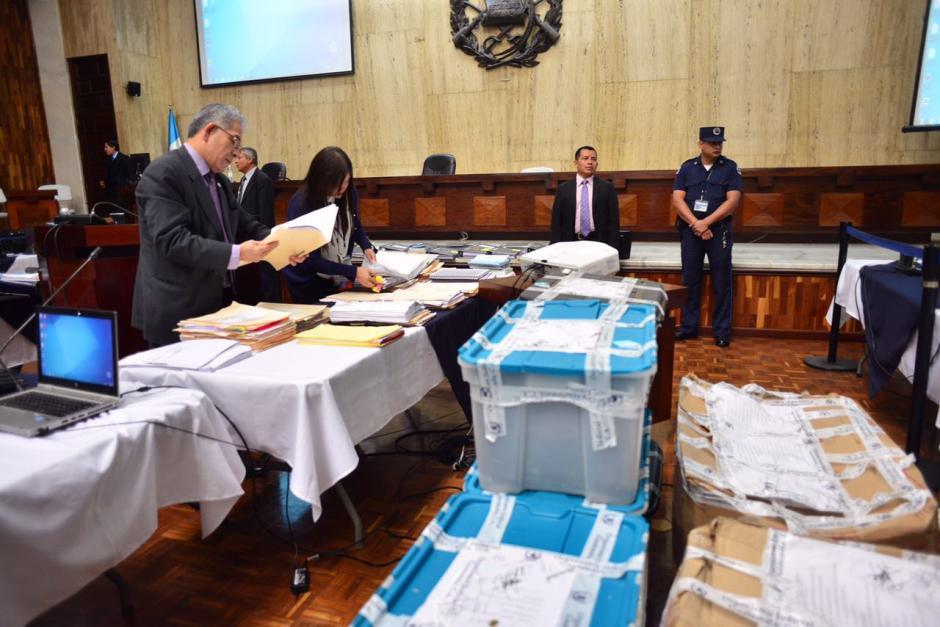 El Juez Miguel Ángel Gálvez vinculó la creación del salario diferenciado en Estanzuela, Zacapa, con Roxana Baldetti. (Foto: Jesús Alfonso/Soy502)