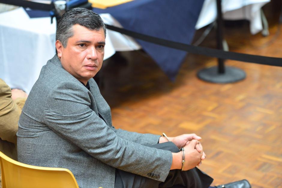 Gustavo Martínez vivió angustia durante la audiencia. (Foto: Jesús Alfonso/Soy502)