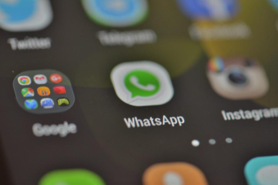 WhatsApp ha lanzado un buzón de voz para dispositivos iOS. (Foto: Wilder López/Soy502)