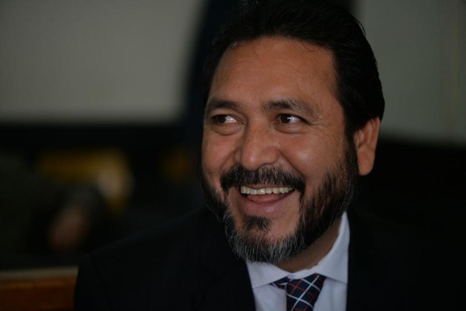 Por segunda ocasión, el juicio contra el exdiputado Gudy Rivera fue suspendido. (Foto: Wilder López/Soy502)