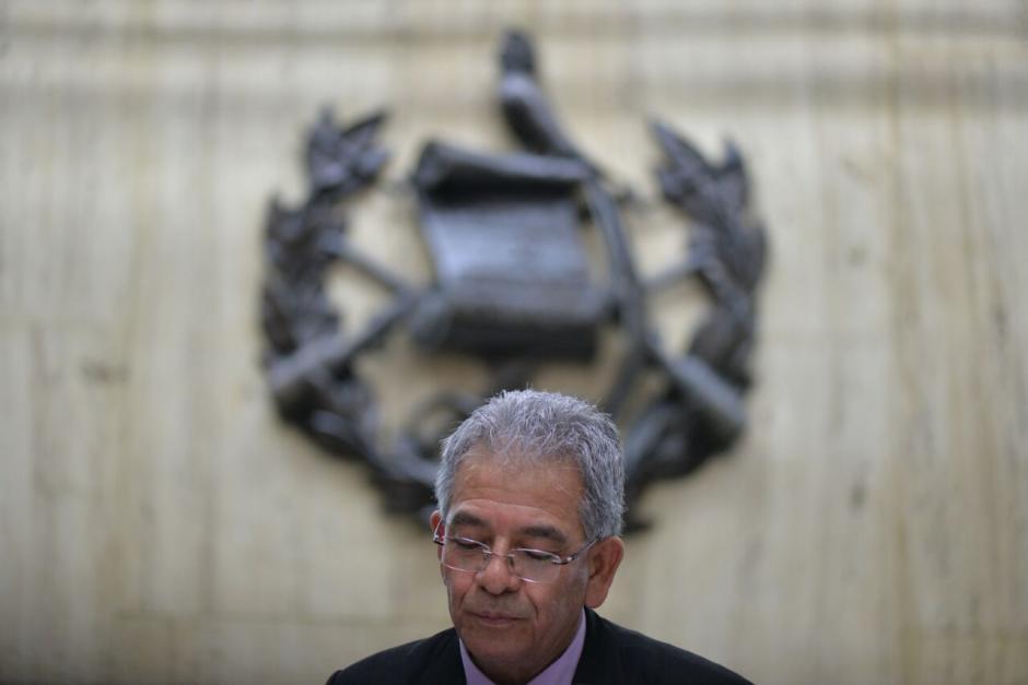 Este jueves se cumplen 32 audiencias del caso Cooptación del Estado. (Foto: Wilder López/Soy502)