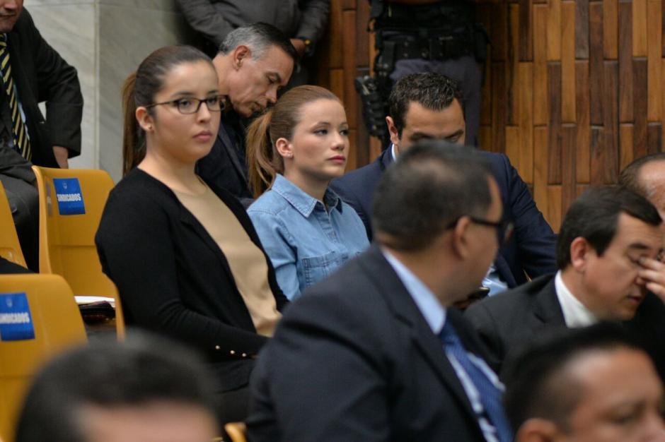Daniela Beltranena, exasistente de Baldetti, suplicó al juez que no la enviara a prisión. (Foto: Wilder López/Soy502)