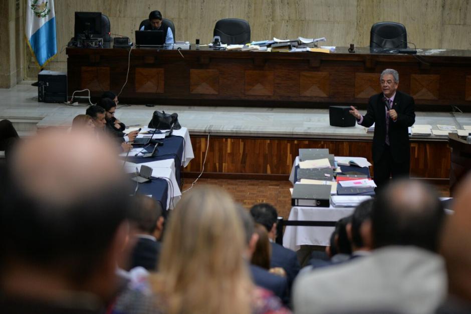 57 personas fueron sindicadas en el caso, de las que el juez desligó a cuatro. (Foto: Wilder López/Soy502)