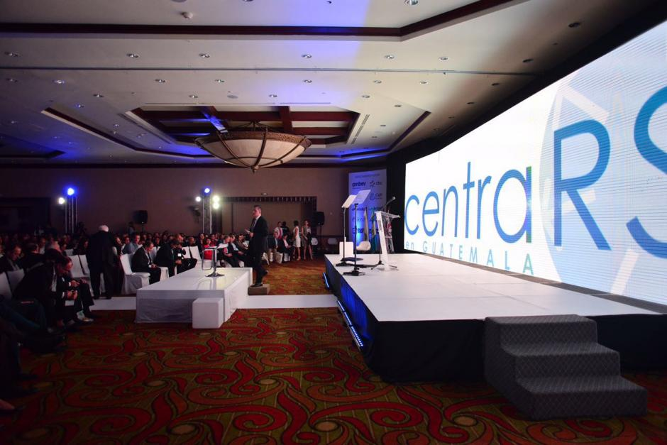El foro reunió a más de 900 empresarios. (Foto: Jesús Alfonso/Soy502)