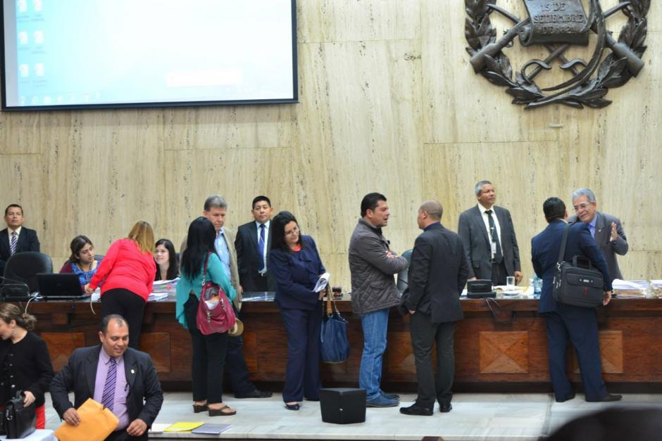 Un abogado pidió que el juez Gálvez fuese separado del caso Cooptación del Estado. (Foto: Jesús Alfonso/Soy502)