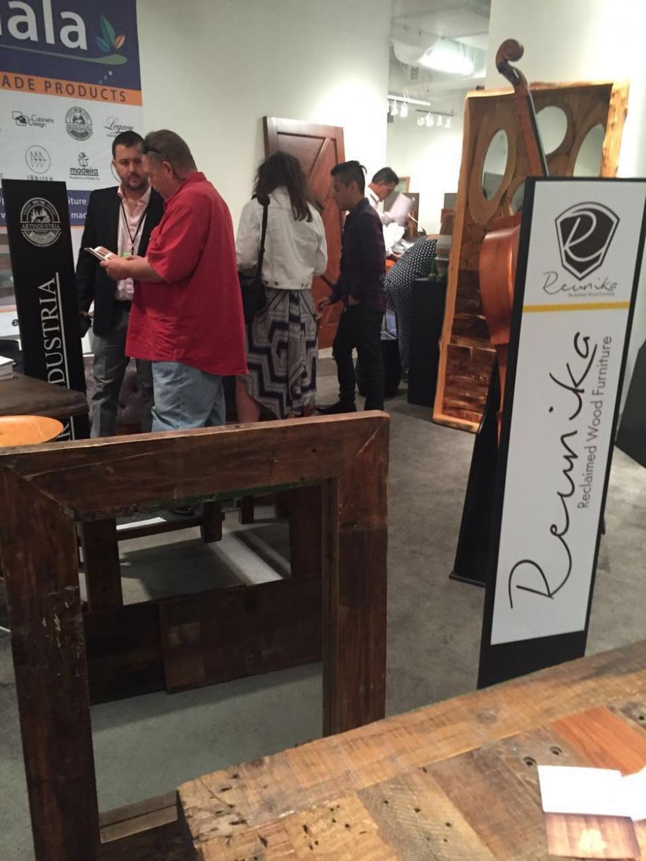 Los visitantes quedaron impresionados por la calidad del producto nacional. (Foto: Agexport)