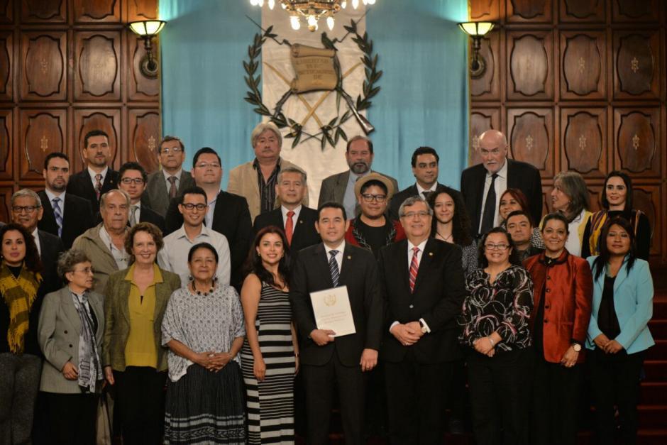 Las propuestas serán entregadas al Congreso el próximo 16 de agosto. (Foto: Wilder López/Soy502)