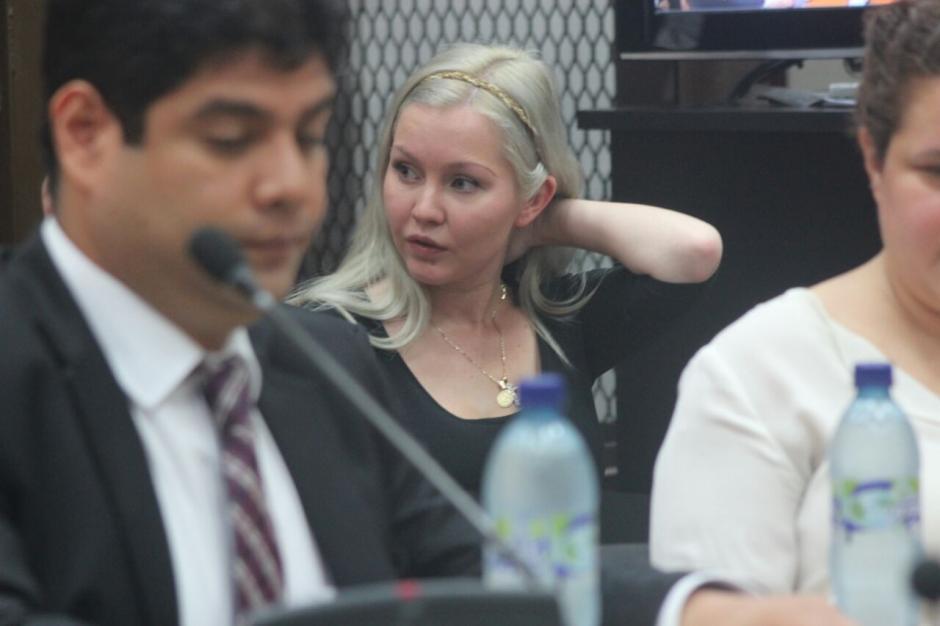 Su hija también se encuentra ligada a proceso, pero guarda arresto domiciliar. (Foto: Alejandro Balán/Soy502)