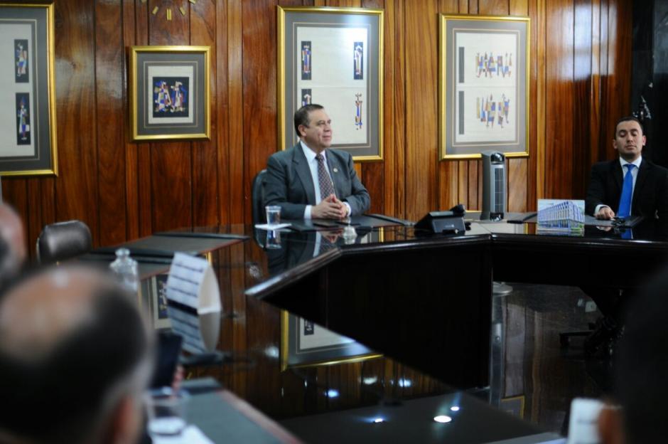 La intervención se debe a un proceso particular en Coatepeque. (Foto: Alejandro Balán/Soy502)