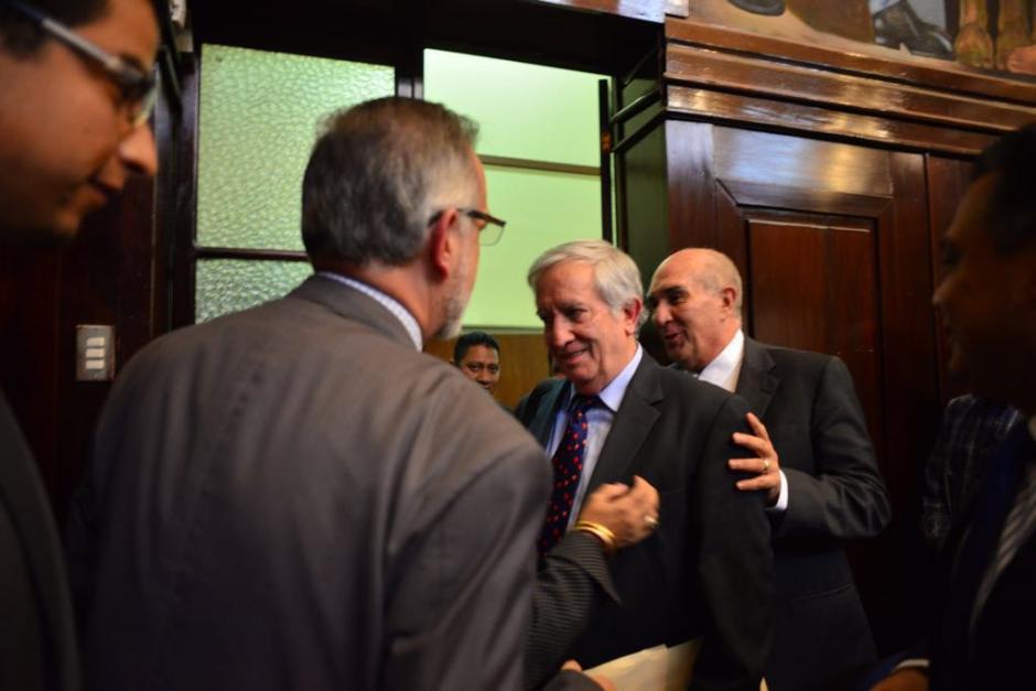 El diputado Oliverio García Rodas fue quien presentó la propuesta. (Foto: Jesús Alfonso/Soy502)