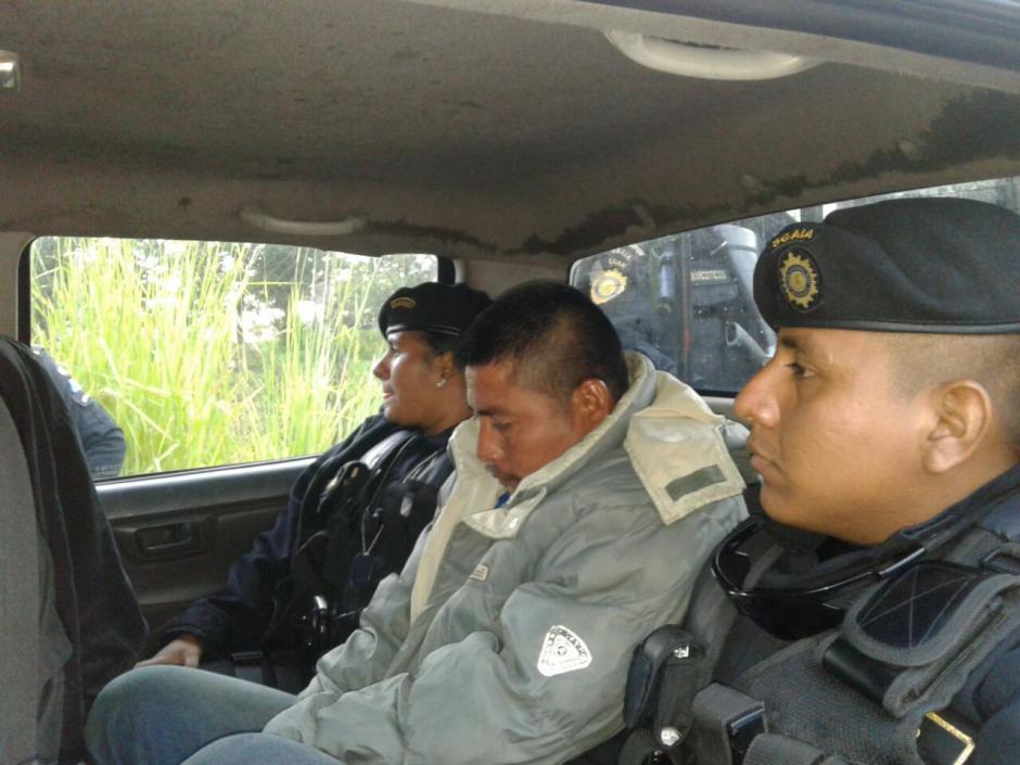 Pilar Cortez Ismalej de 45 años de edad era quien conducía el camión. (Foto: PNC)
