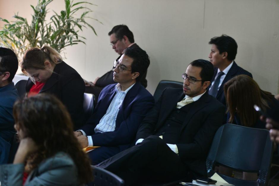 Los implicados son tres médicos y la encargada de farmacia del IGSS. (Foto: Wilder López/Soy502)