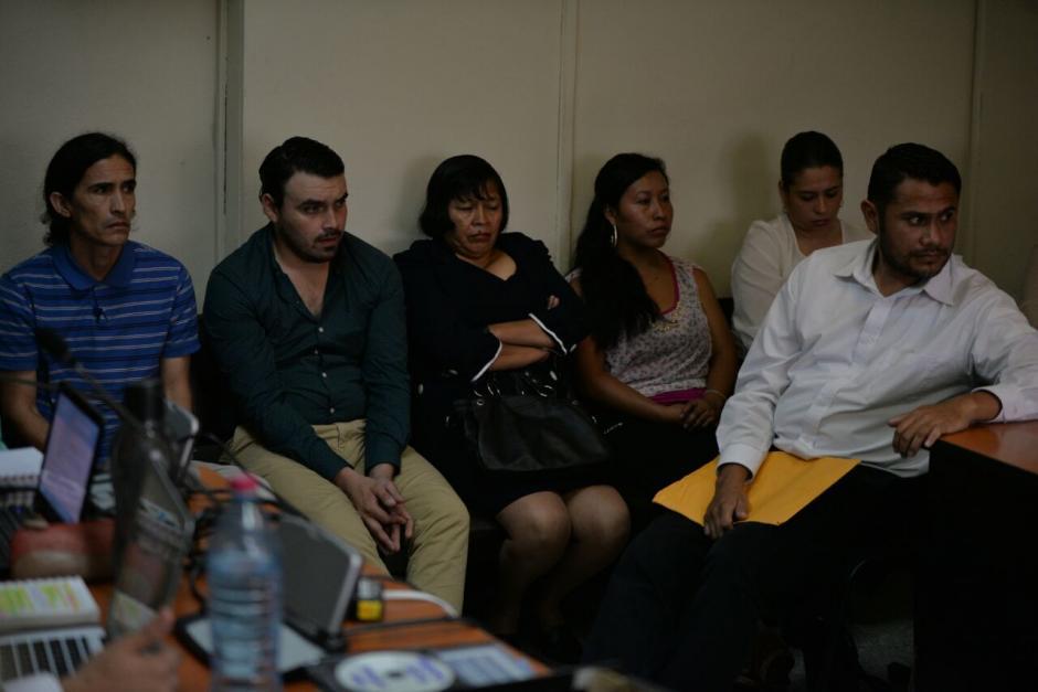 Los sindicados habrían recibido sueldos de entre Q5 mil y Q20 mil sin presentarse al Legislativo. (Foto: Wilder López/Soy502)
